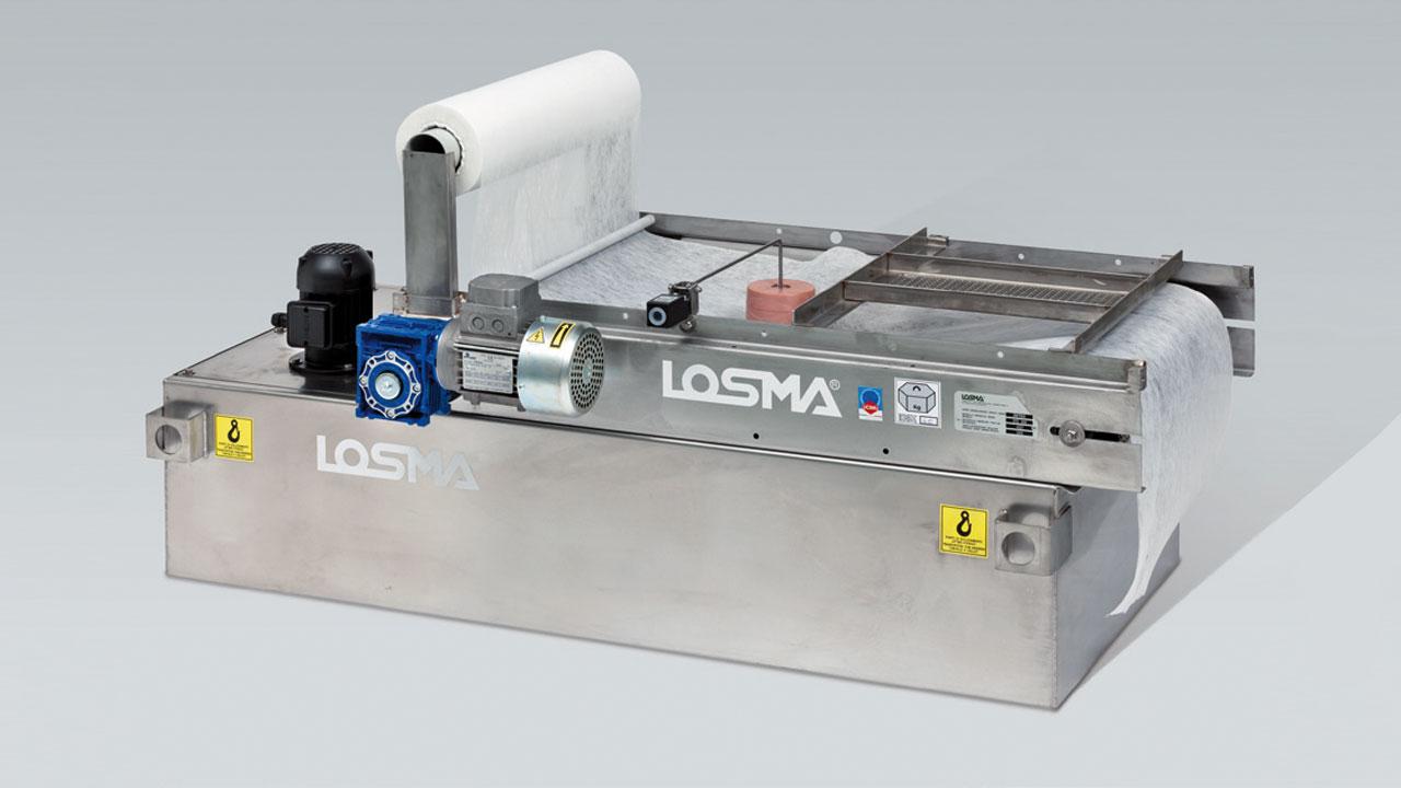 Dte losma for Dmd macchine utensili